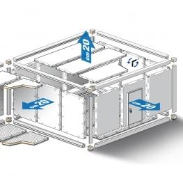 Multisystem chambers