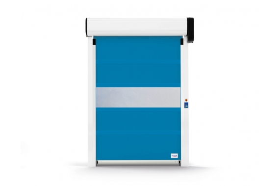 Рулонная дверь для плюсовой температуры Roll-up glide INCOLD