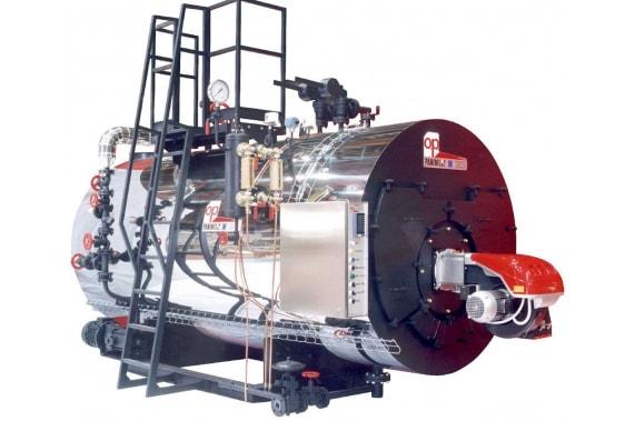 Генератор перегретой воды +130C Ecovap OP PANINI
