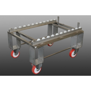 Тележки для автоклавных корзин UNI-TECH EC
