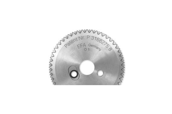 Дисковый шкуросъемный пневматический нож EFA 620