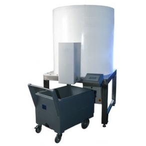 Автоматический силос для льда AS500 Ziegra