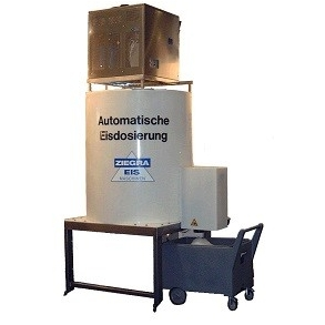 Автоматический силос для льда AS1000 Ziegra