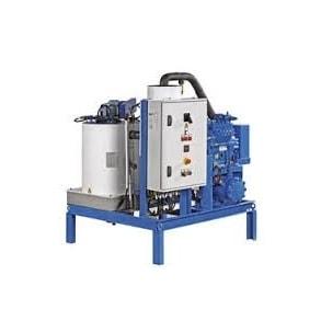 2500 кг в сутки генератор чешуйчатого льда - на каркасе Ziegra