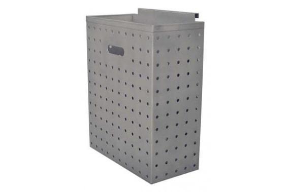 Перфорированная корзина для бумажных салфеток UNI-TECH