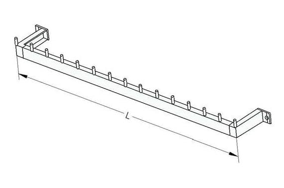 Настенные вешалки для фартуков UNI-TECH