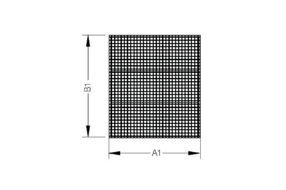 Решетки - поддоны для коптильных тележек UNI-TECH