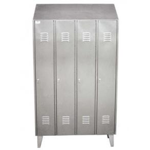 Шкафы для одежды с большими дверями UNI-TECH