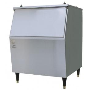 130 кг бункер для хранения льда с уклоном Ziegra
