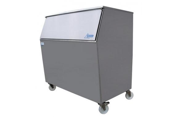 280 кг бункер для хранения льда с уклоном Ziegra