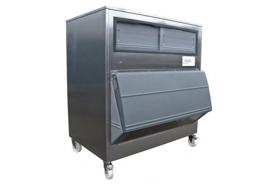 Контейнер для льда 500 кг с SmartGate Ziegra