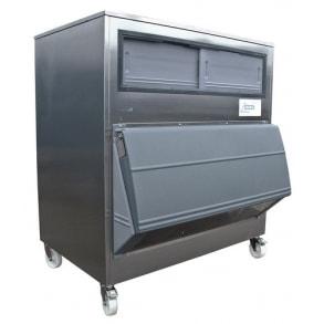 300 кг бункер для льда с SmartGate Ziegra