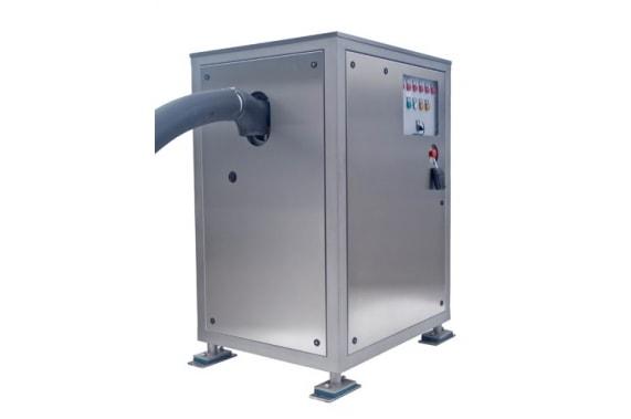 1500 кг в сутки генератора гранулированного льда для рыболовецких судов Ziegra