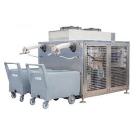 5,000kg Industrial Flake Ice Machine - Twin circuit Ziegra