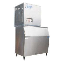 750kg flake ice machine with 280kg storage Ziegra