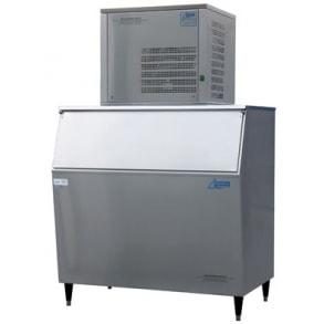 300 кг в сутки генератор кускового льда с наклонным накопителем  280 кг Ziegra