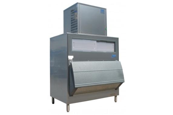 375 кг в сутки генератор гранулированного льда с 300 кг накопителем Ziegra
