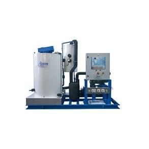 10000 кг в сутки генератор чешуйчатого льда Ziegra