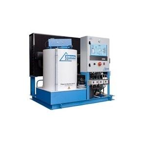 2500 кг в сутки генератор чешуйчатого льда Ziegra