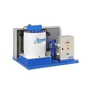 3000 кг в сутки генератор чешуйчатого льда Ziegra