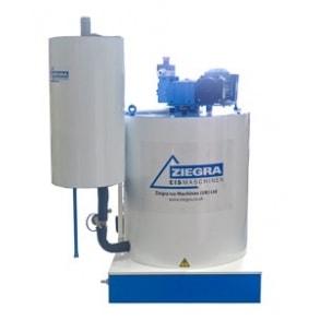 50000 кг в сутки генератор чешуйчатого льда Ziegra