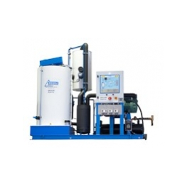 8,000kg scale ice machine Ziegra