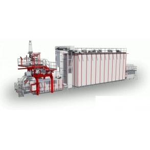 Линии  производства короткорезанных макарон 1000 кг/ч E.N.A. AXOR OCRIM