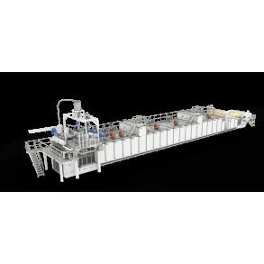 L.P.L. Линия длинных макаронных изделий Monotier 1500 кг/час AXOR OCRIM