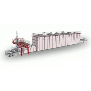 Линия производства макарон специальных форматов от 500 кг/час LPS AXOR OCRIM