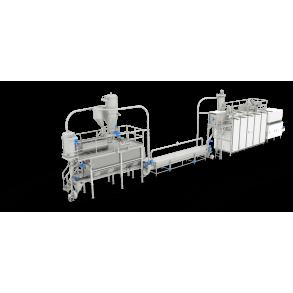 Линия по производству КУСКУС 1200 кг/час AXOR OCRIM