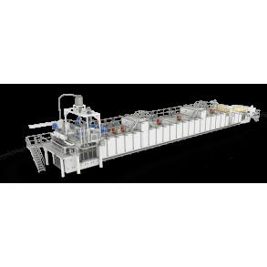 Линия длиннорезанных макаронных изделий Без Глютена 1500 кг/час  AXOR OCRIM