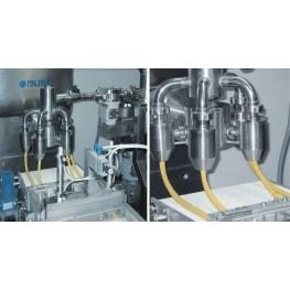 Установка для производства наполненных каннеллони 300 кг/час ITALPAST