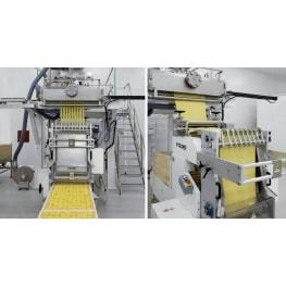 Машина для производства лазаньи и гнезд NL 300-600 ITALPAST
