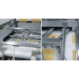 Sheet-cutter and spaghetti-cutter TA 600/C - 1000/C ITALPAST