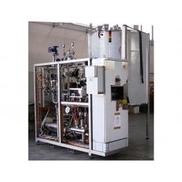 8000 lit single-station CIP with heating IDROINOX