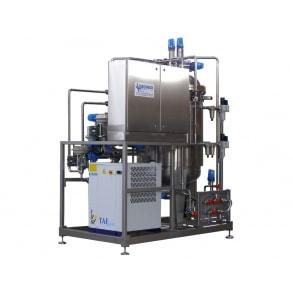 Установка термостат контроля для ягодных соков IDROINOX