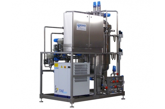 Термостатическая установка для ягодных соков UNI-TECH