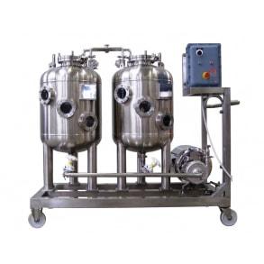 Рамный процессинг алькогольных напитков ATEX Skid IDROINOX