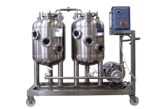 Процессинг алькогольных напитков ATEX UNI-TECH