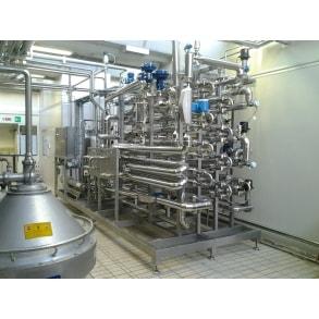 Ферментатор молока UHT IDROINOX