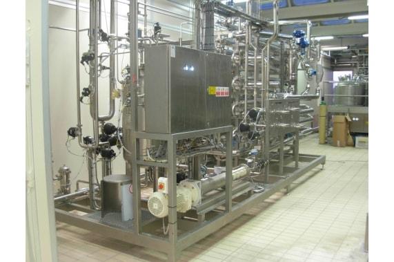 Ферментатор молока UHT UNI-TECH