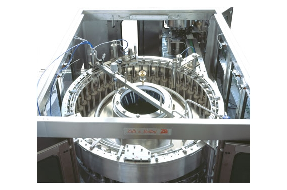 51000 б.ч. ротационные вакуумные наполнители RE/RE-E Zilli & Bellini