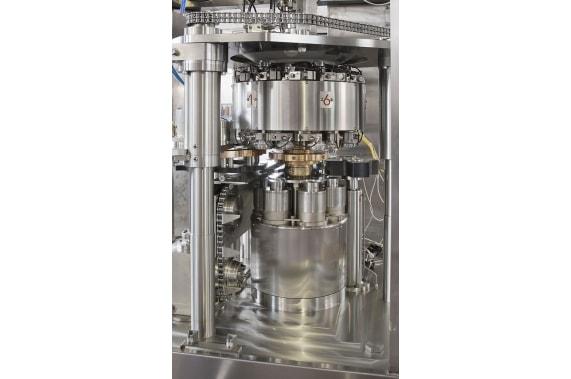 Автоматическая закаточная машина MT155 Zilli & Bellini