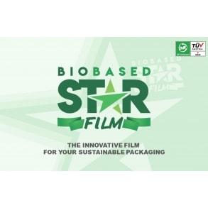Пленка основанная на растительном сырье BIOBASED STAR FILM Fabbri Group