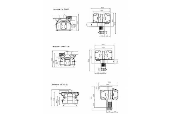 Automac 38 Più - Fabbri Group