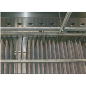 Комнаты дозревания и холодного копчения мясных изделий KERRES