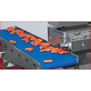 Промышленнленная система наполнения сосисок и сарделек BAS 02 + машина нарезки  WS 420 FREY