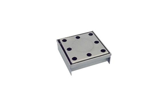 Квадратный сифон для сточных вод 530 UNI-TECH