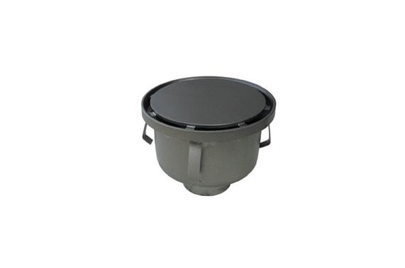Круглый сифон сточных вод 625 UNI-TECH