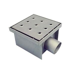 Квадратный сифон для сточных вод 539 UNI-TECH